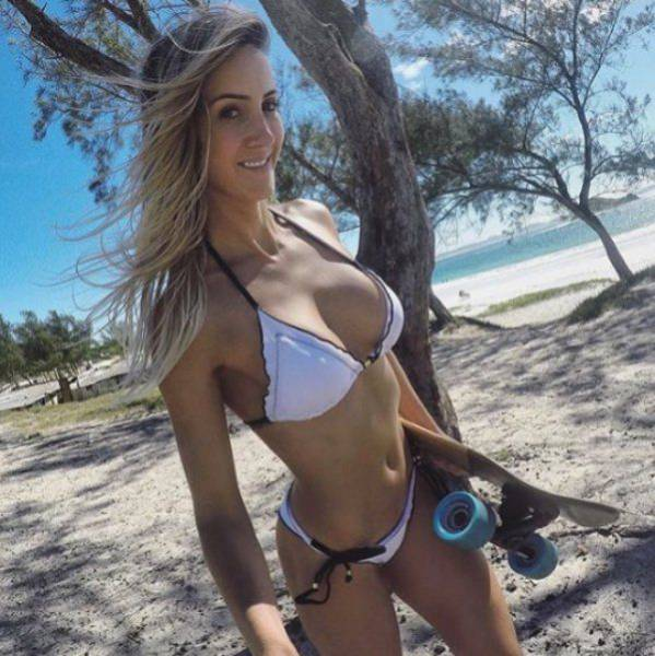 Sports Babes Are Sexy, Stylish And Strong (50 pics)