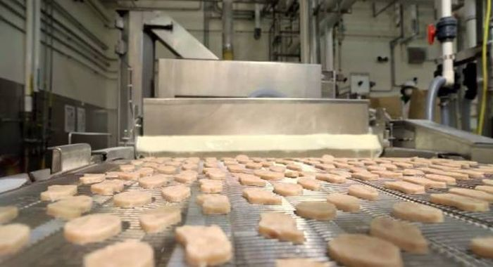 See How McDonald's Makes Their World Famous Chicken McNuggets (22 pics)