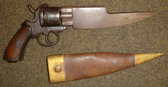 Old School Weapons That Serve Multiple Purposes (18 pics)