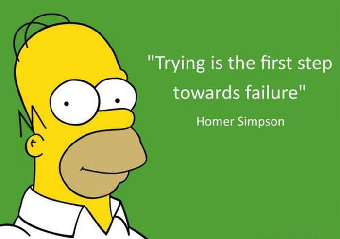 Hilarious Quotes From The Mind Of Homer Simpson (29 pics)