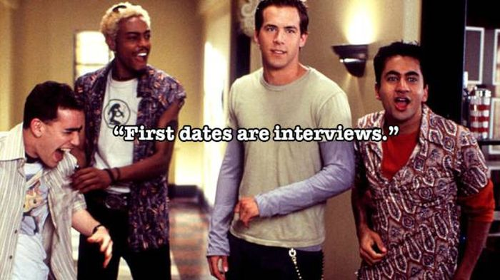 Movies Are Full Of Priceless Advice About Love And Relationships (25 pics)