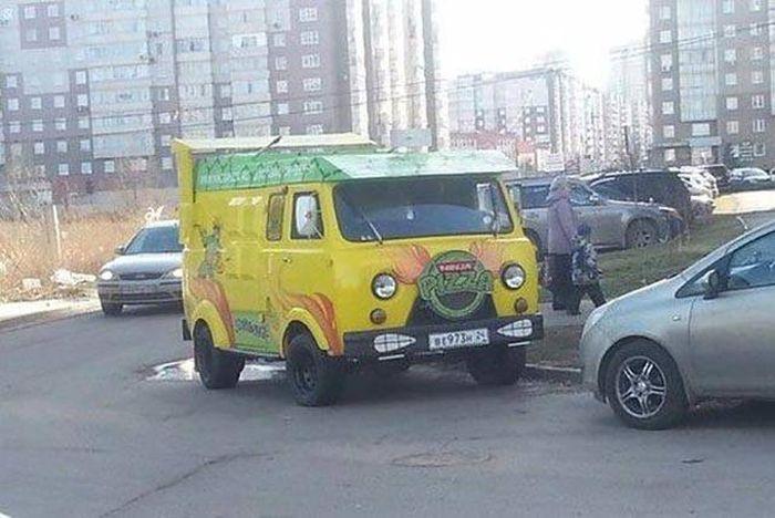 Amusing Auto Humor That Every Driver Can Appreciate (40 pics)