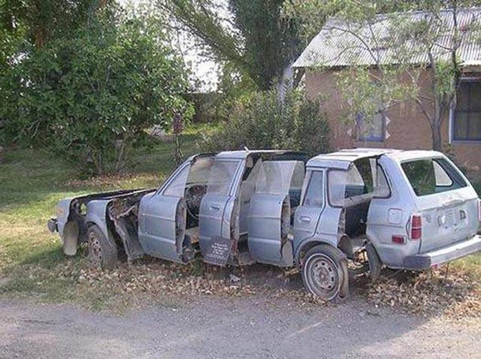 Amusing Auto Humor That Every Driver Can Appreciate (40 pics)