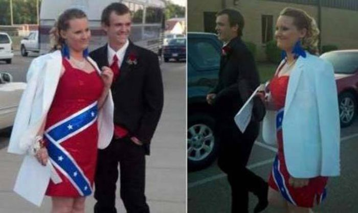 Awkward Prom Photos That Will Make You Cringe Like You've Never Cringed Before (25 pics)