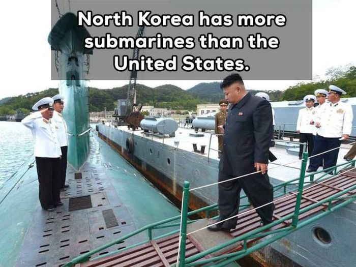 Crazy Facts About North Korea That You Need To Know (16 pics)