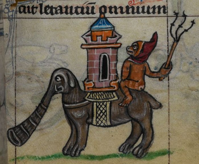 Pictures Of Elephants From Throughout History (20 pics)