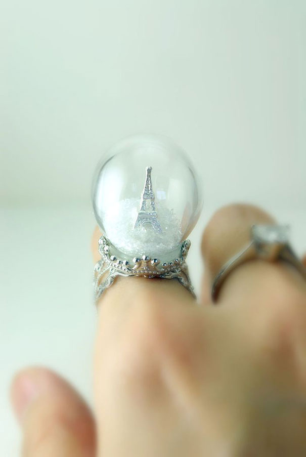 Original Ring Designs That Are Overloaded With Awesomeness (30 pics)