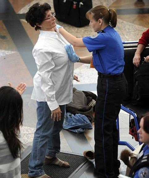 Times When Airport Security Completely Embarrassed The Passengers (32 pics)