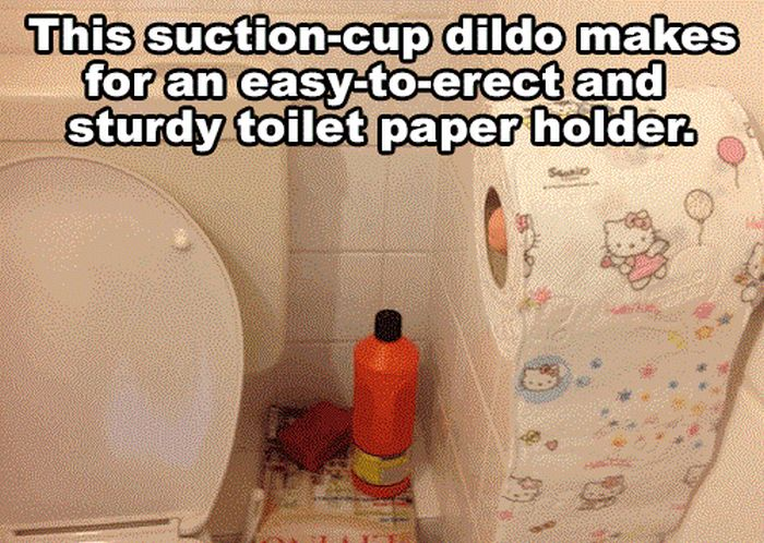 Dirty Life Hacks That Will Make Your Life A Lot Kinkier (7 pics)