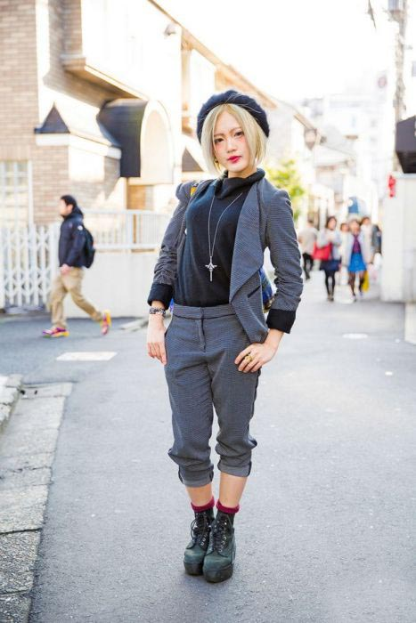 You Can See So Many Different Fashion Styles On The Streets Of Tokyo (22 pics)