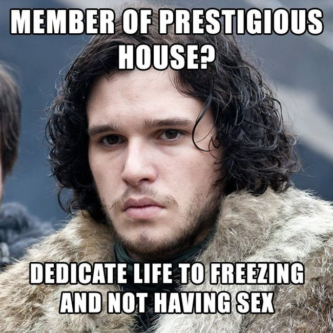 The Best Game of Thrones Memes The Internet Has To Offer (18 pics)