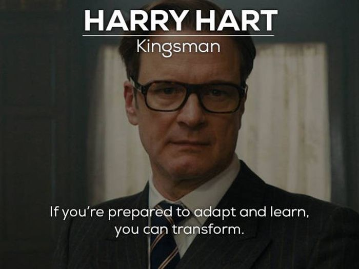 Quotes From Famous TV And Movie Characters That Will Inspire You (25 pics)