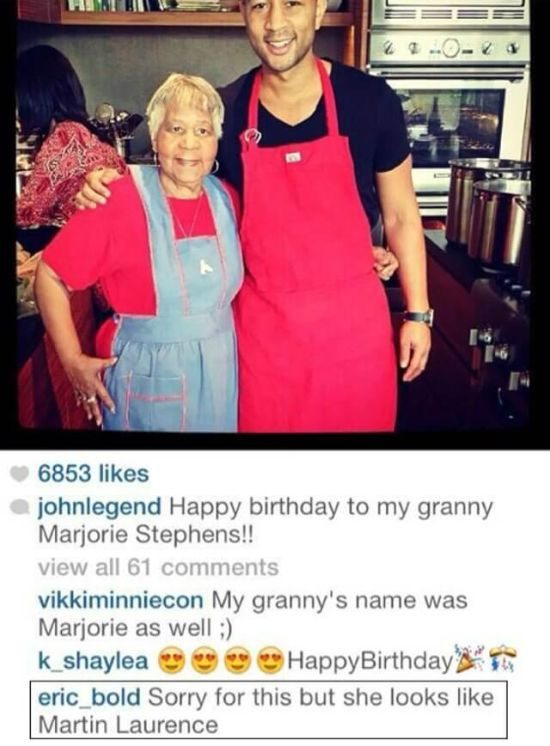 Sometimes Instagram Users Leave Hilarious Comments On Celebrity Pics (16 pics)