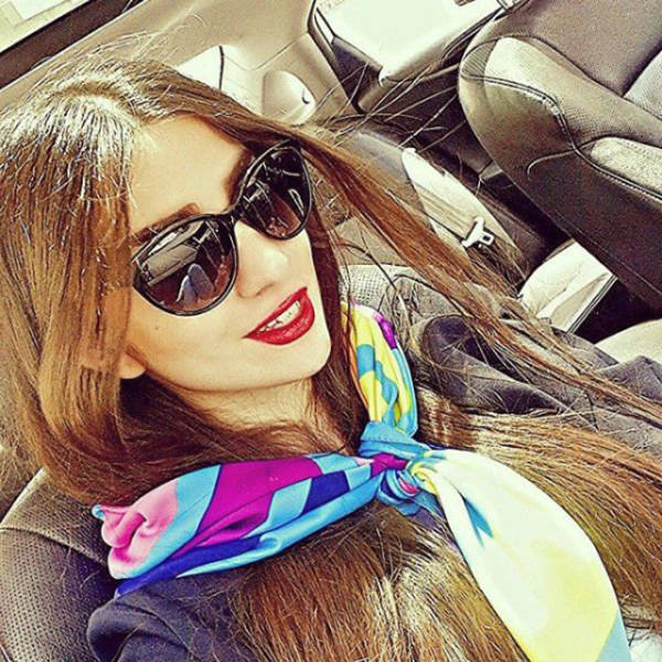 Iranian Are Arresting Models For Not Wearing Headscarves (14 pics)