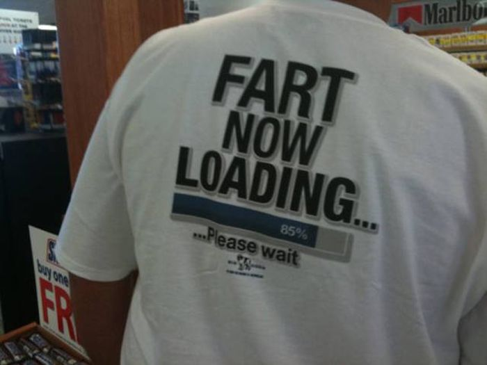 Lowbrow Humor To Help Get You In Touch With Your Dirty Side (42 pics)