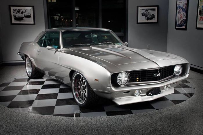 A Tribute To American Muscle Cars And All Their Awesomness (29 pics)