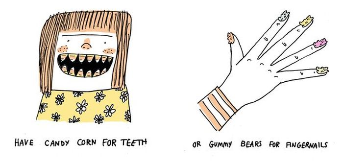 Artist Asks Strange Would You Rather Questions Using Unique Illustrations (10 pics)