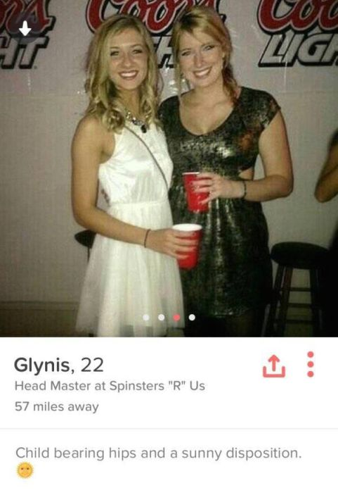 Hilarious And Tempting Tinder Profiles That Will Make You Say WTF (32 pics)