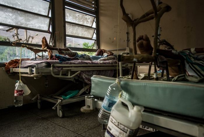 Inside A Hospital In Venezuela (7 pics)