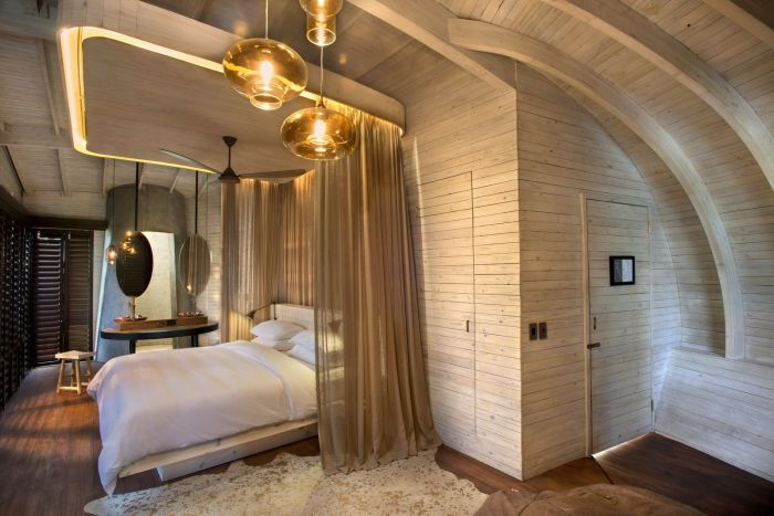 Botswana Is Home To One Of The Best Wildlife Hotels On Earth (28 pics)