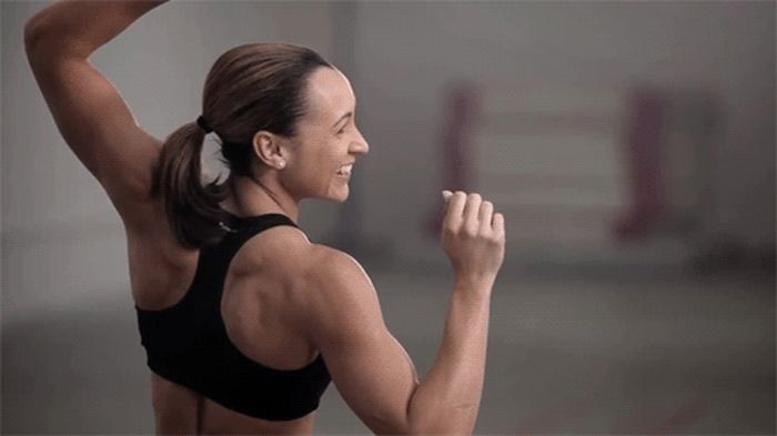 Smoking Hot Athlete Gifs That Will Have You Watching Over And Over Again (22 gifs)