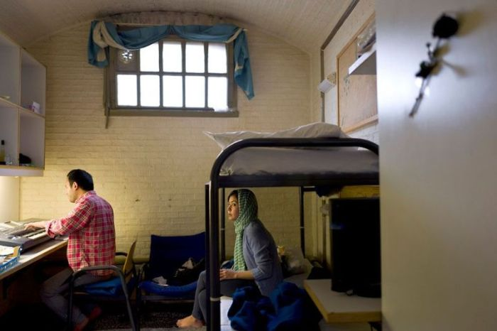 Dutch Prison Doesn't Seem So Bad After All (12 pics)