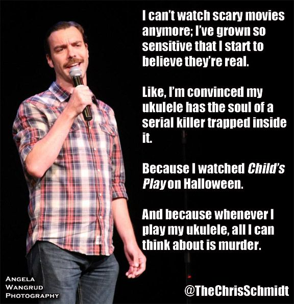 Witty Stand Up Jokes From Hilarious Up And Coming Comedians (19 pics)