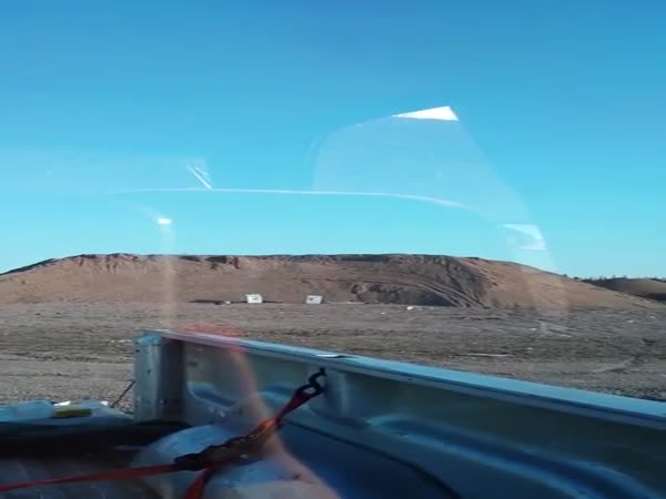 Tannerite Launch Fail Almost Turns Deadly