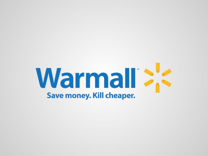 What Famous Logos Would Look Like If They Were Honest (13 pics)