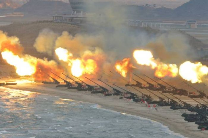 Fascinating Facts About North Korea's Military (23 pics)