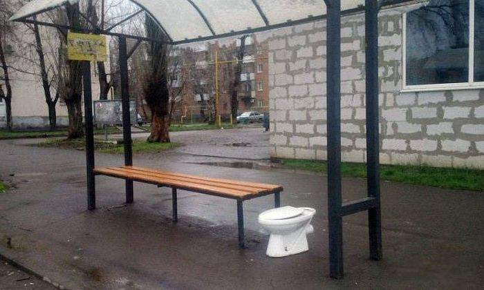 Shocking Things That Can Only Be Seen In Russia (36 pics)