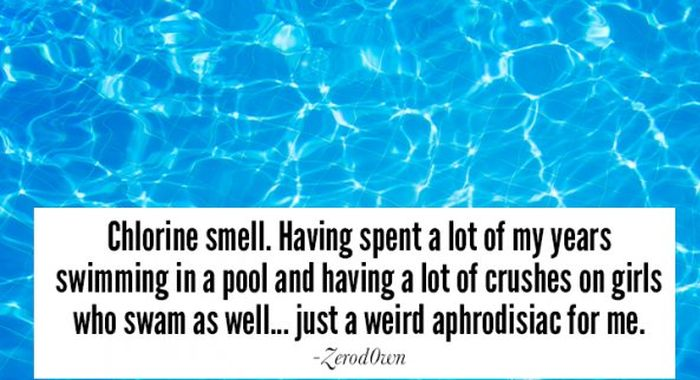 People Reveal The Strangest Things That Turn Them On (18 pics)