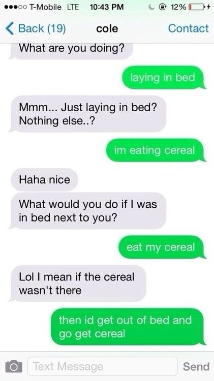 Unwanted Flirty Texts That Were Met With Cold Responses (25 pics)