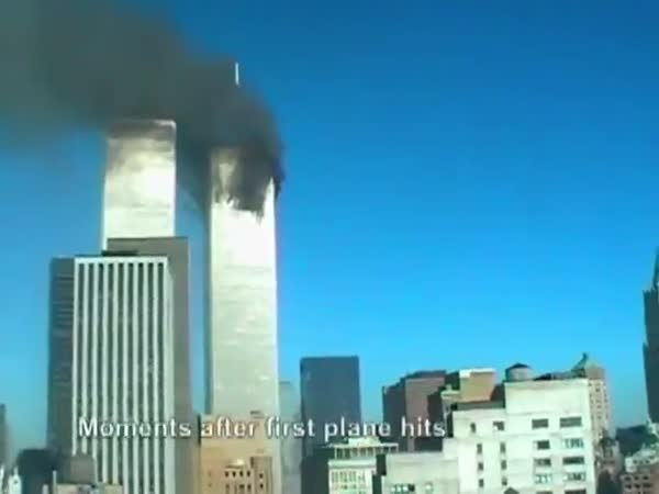 NYU Students 911 Video From Her Dorm Room