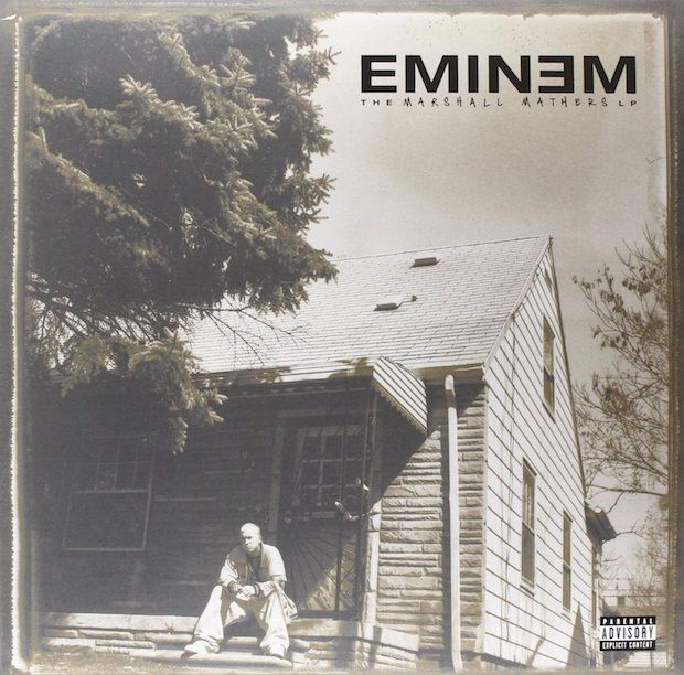 Eminem Is Selling The Bricks From His Iconic Childhood Home Online (3 pics)