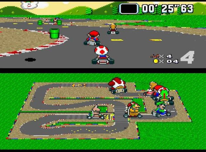 A Fun Look At How Popular Video Game Have Evolved Over The Years (26 pics)