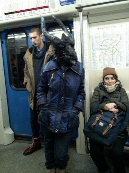 Some People Just Want To Make The World Say WTF? (42 pics)