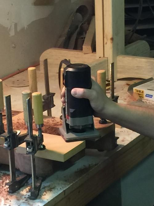 How To Build A Guitar Using A Piece Of Mahogany (16 pics)
