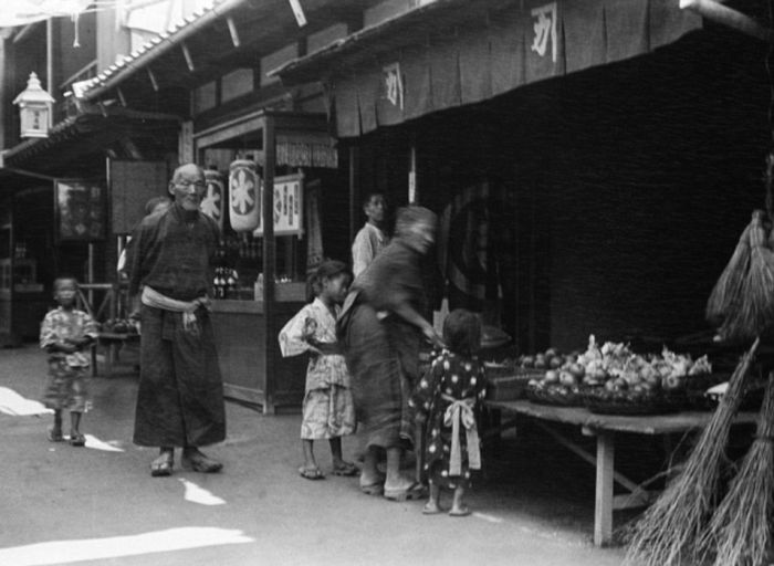 Rare Photos From The Last Days Of Feudal japan (14 pics)