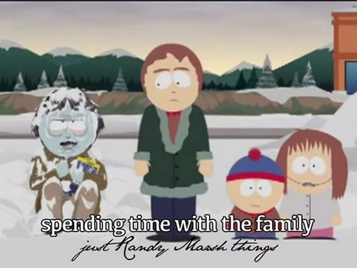 Relive South Park's Best Randy Marsh Moments With  Just Randy Marsh Things (17 pics)