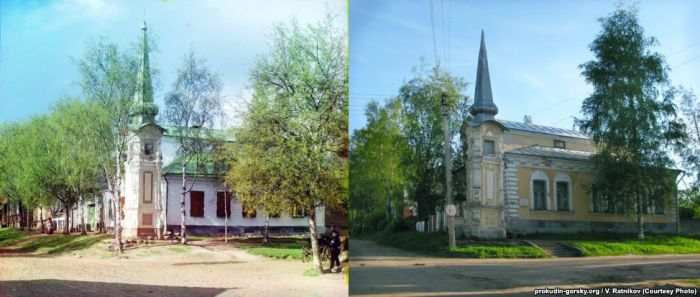Recreating Old Photos From The Russian Empire (31 pics)