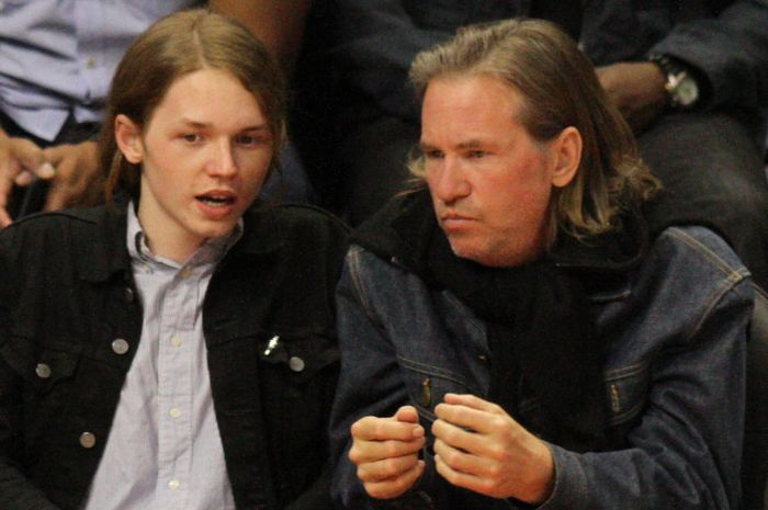 Val Kilmer's Son Jack Is Following In His Father's Footsteps (7 pics)