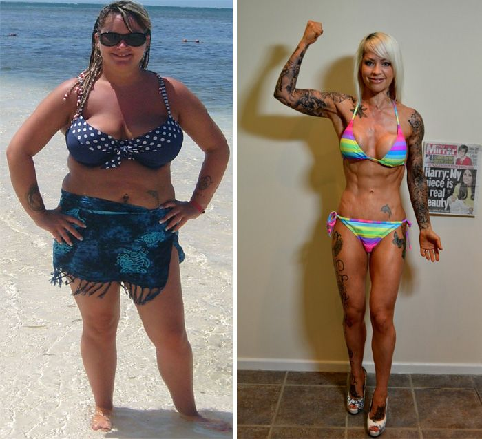 Inspirational Pictures Of People Showing What Dedication And Willpower Can Do (35 pics)