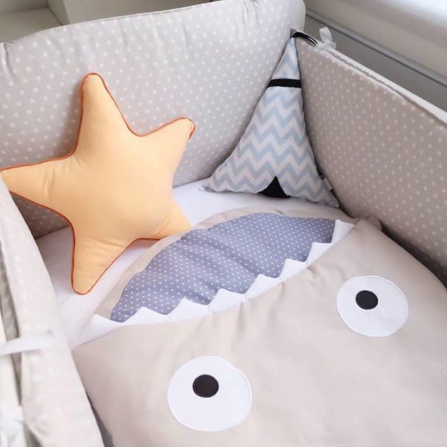 Baby Bites Makes Sleeping Bags That Will Swallow Your Kids (9 pics)