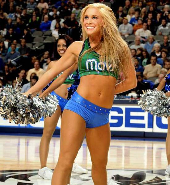 The Hottest Cheerleaders In Basketball Court Work For The NBA (42 pics)