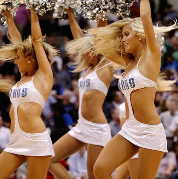 nfl cheerleaders hottest naked