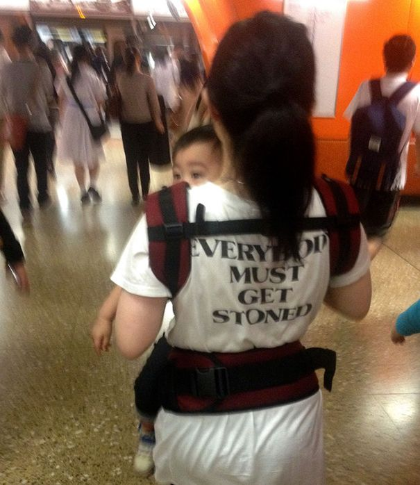 It's Hilarious When Bad English T-Shirts Show Up In Asia (30 pics)