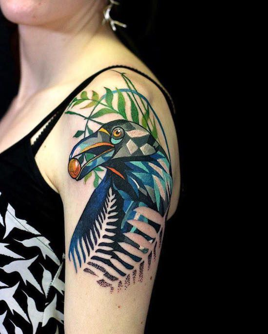Breathtaking Tattoos Done By Top Notch Artists (27 pics)