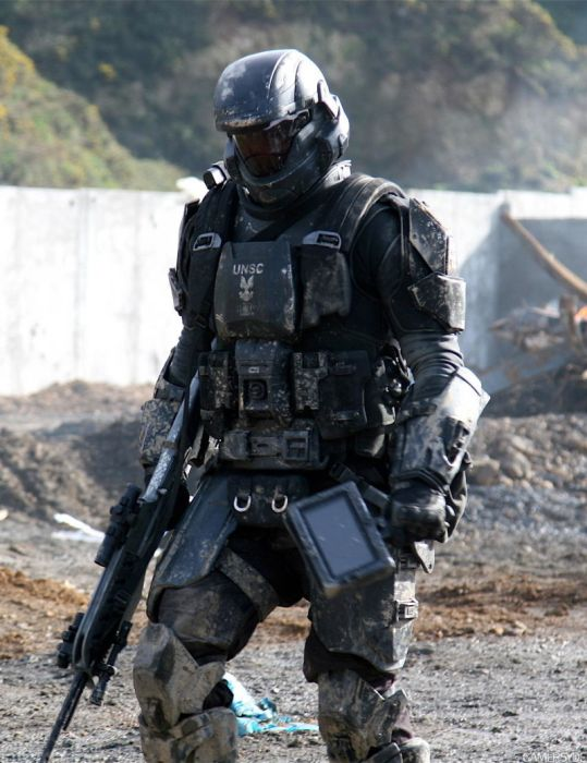 Modern Military Technology That Makes Soldiers Look Like Aliens (20 pics)