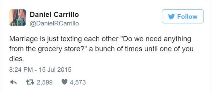 Priceless Tweets Brought To You By Funny Husbands (45 pics)
